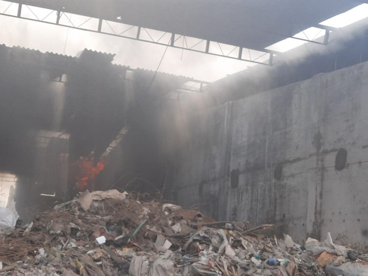 Thane: Fire breaks out in Dombivli and Bhiwandi; none hurt