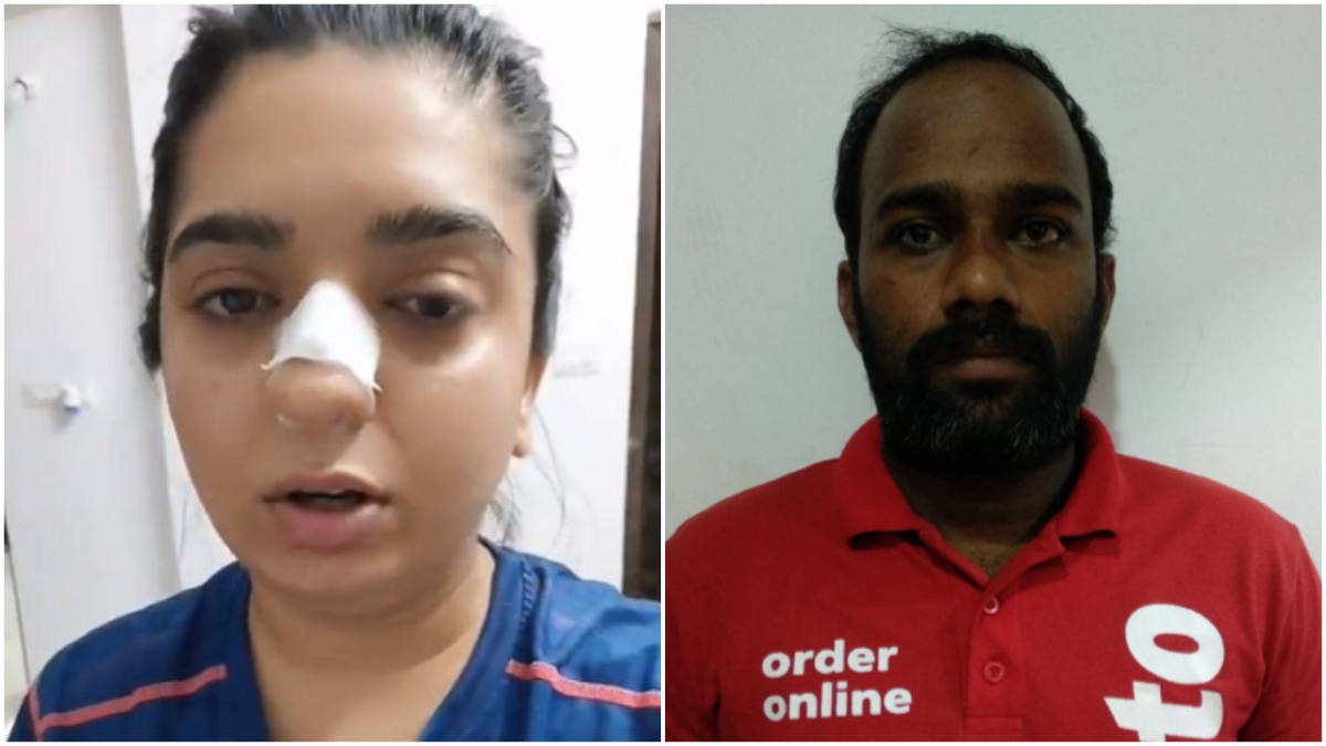 Zomato case: FIR filed against Bengaluru woman Hitesha Chandranee for framing delivery boy