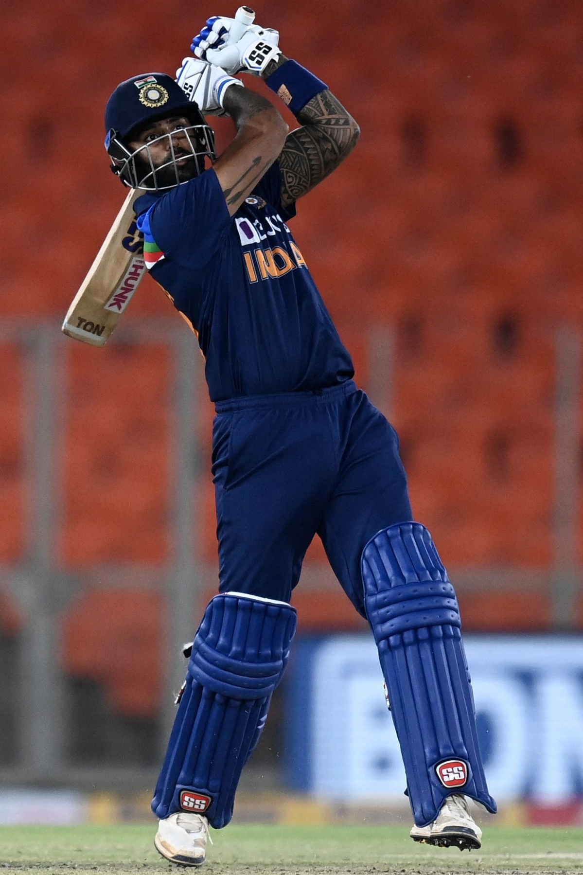 Surya shines bright: Smashes maiden international fifty as India beat England by 8 runs in 4th T20 International, level series 2-2