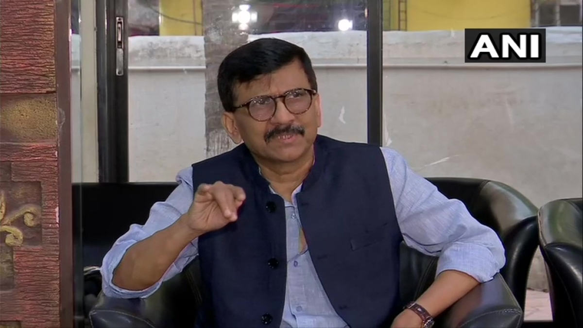 'Very honest and capable officer': Sanjay Raut after NIA arrests Sachin Waze in Antila bomb scare case