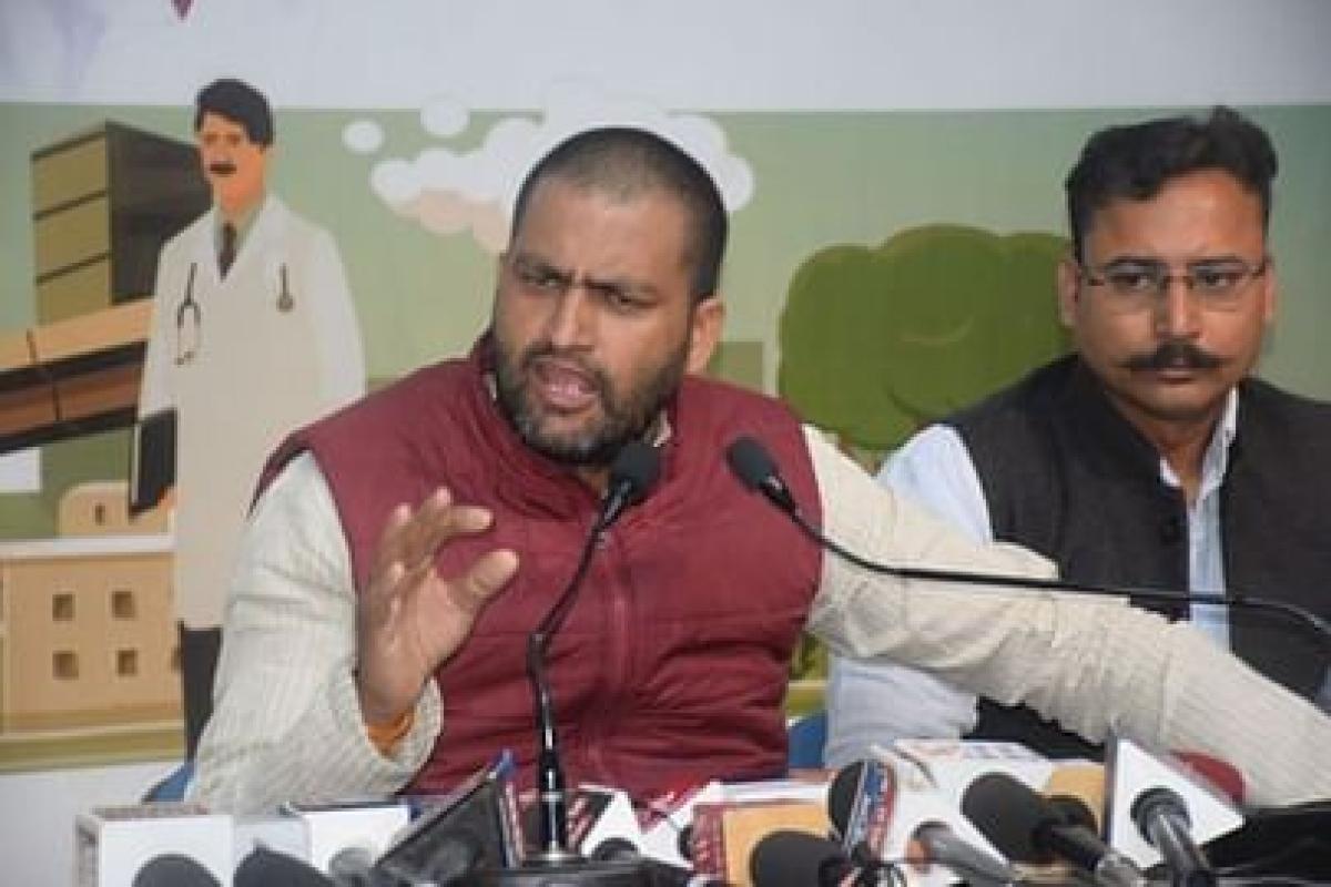 Madhya Pradesh: Congress MLA's lie raises dust in House, proceedings adjourned