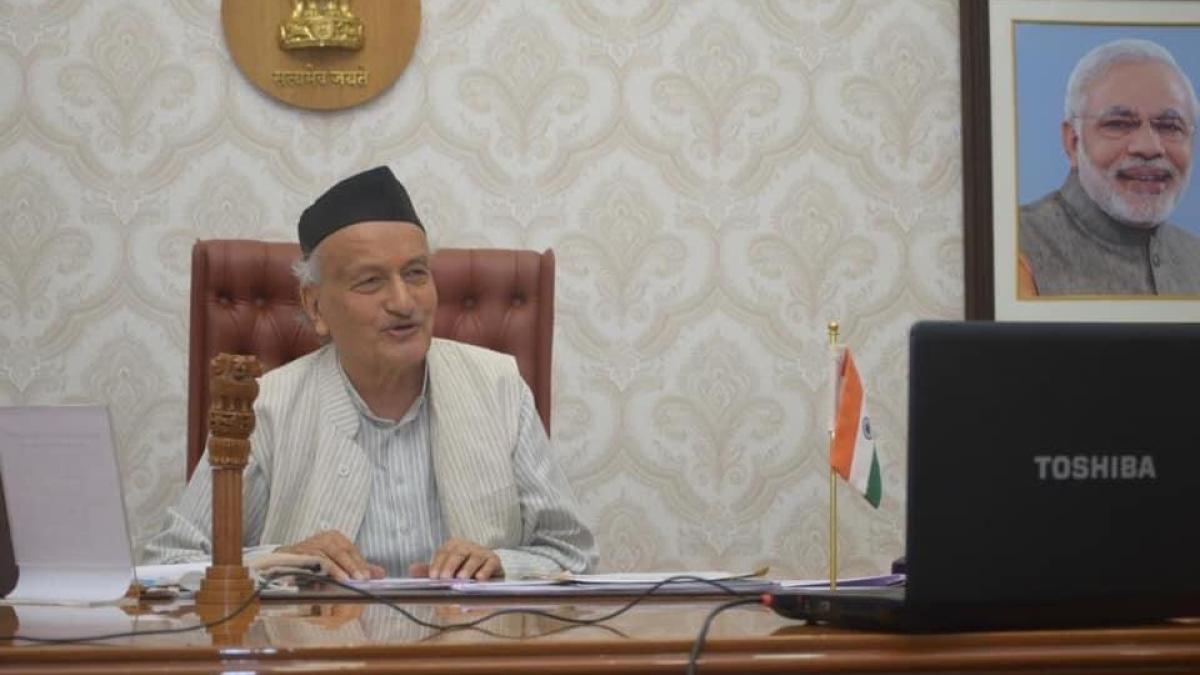 Maha govt undertook massive humanitarian programmes amidst pandemic and cyclone, says Governor BS Koshyari