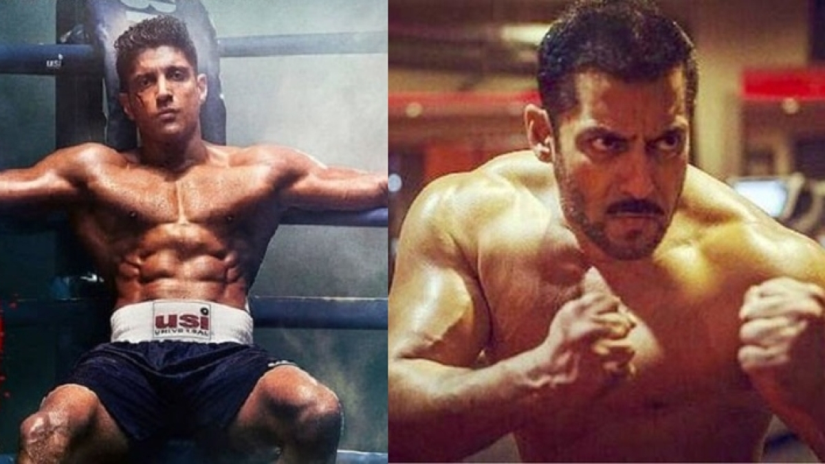 'Toofaan' actor Farhan Akhtar reveals first punching bag he ever hit was at Salman Khan's home