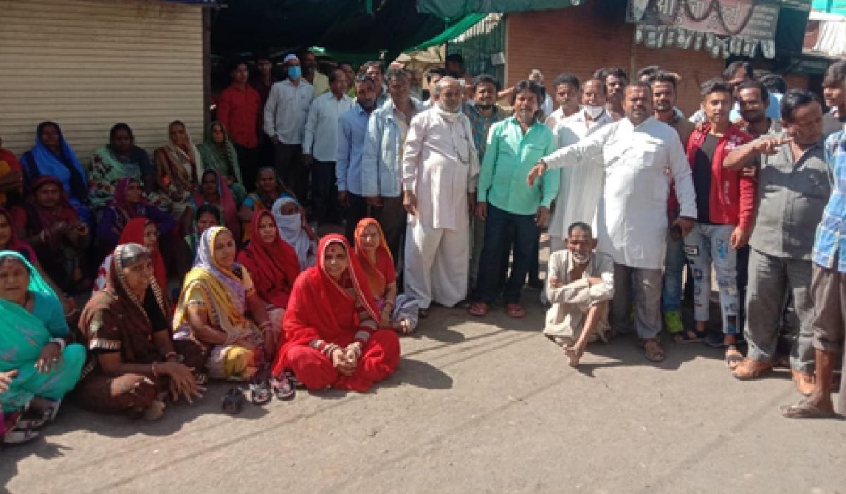 Ujjain: Doulatganj veggie vendors refuse to shift to new venue