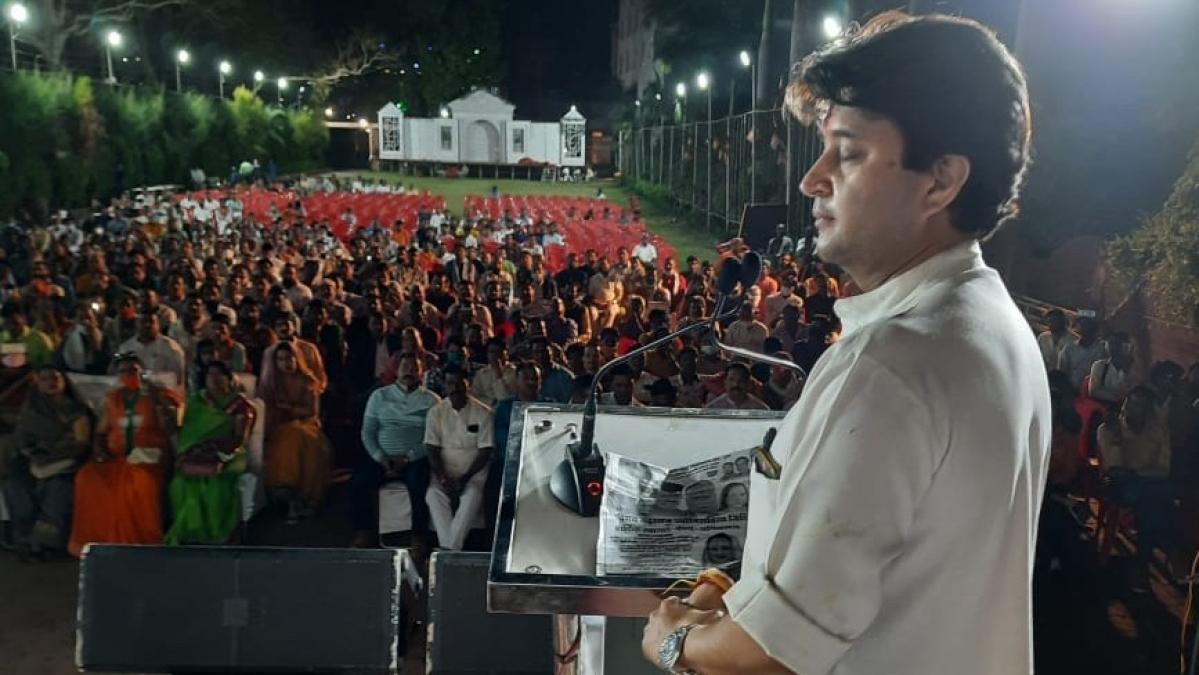 Madhya Pradesh: Want to build a special connection with people and gain respect, says Rajya Sabha MP Jyotiraditya Scindia