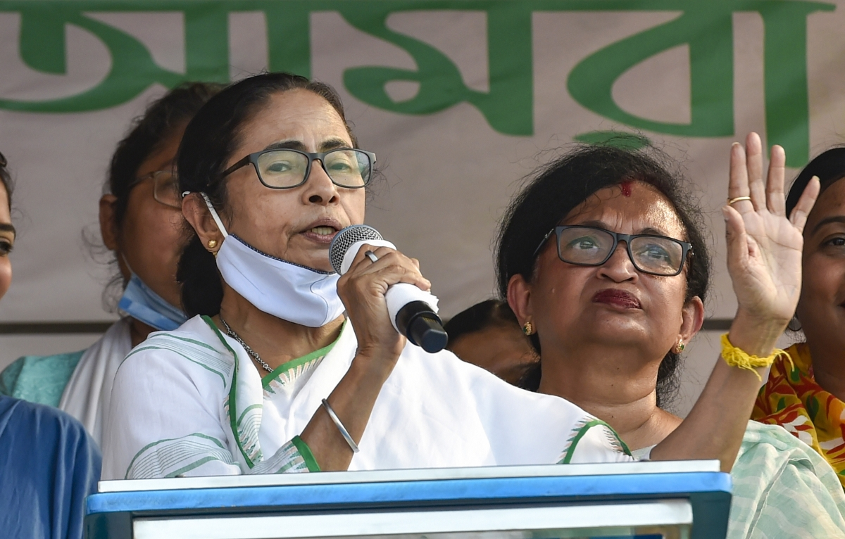 'BJP is trying to establish one-party authoritarian rule in India': Mamata Banerjee writes letter to all non-BJP parties, urges them to 'unite'
