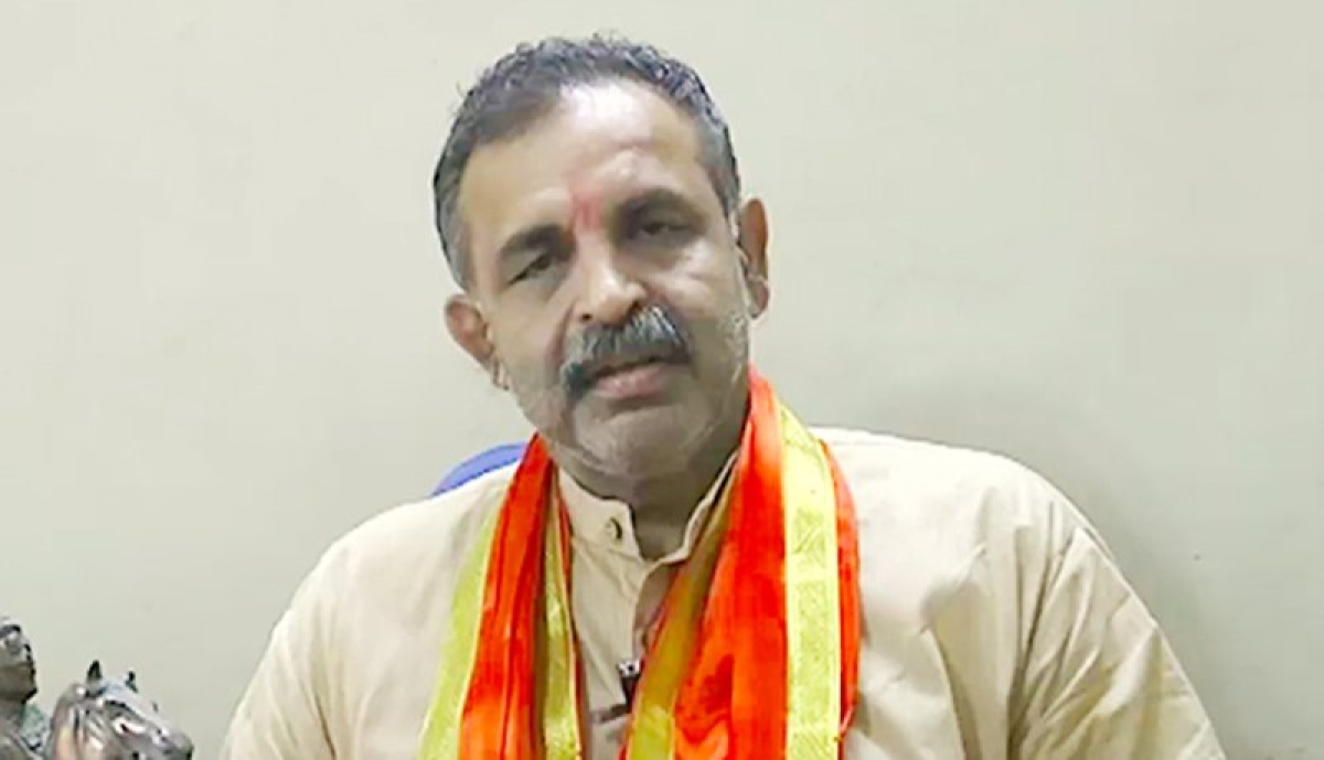 Pune: Hindutva leader Milind Ekbote booked for 'promoting enmity'