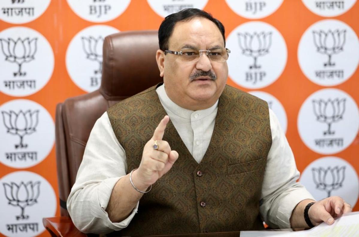 Guwahati: Modi visited Assam 35 times, Manmohan Singh didn't visit it even 10 times, says BJP chief