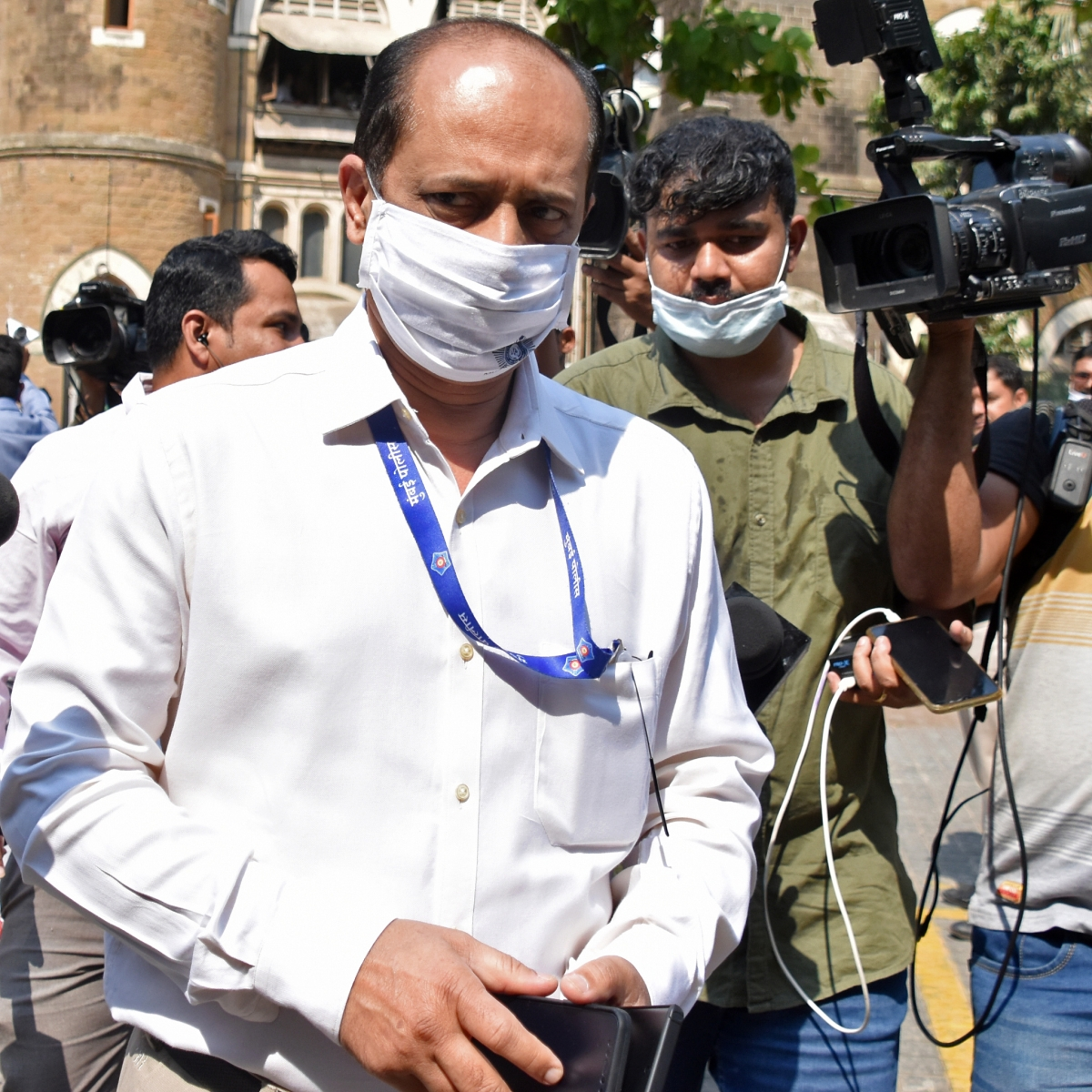 Antilia bomb scare: NIA to present arrested Mumbai police officer Sachin Vaze before court today - Here's what we know so far