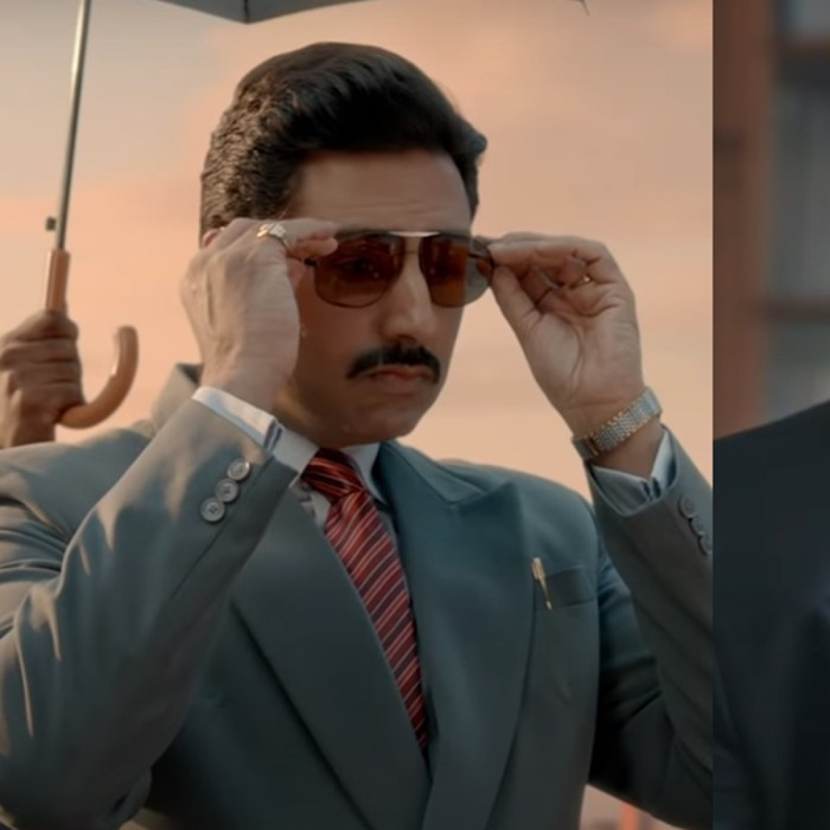 The Big Bull Trailer: Major differences between Abhishek Bachchan-starrer and Pratik Gandhi's 'Scam 1992'