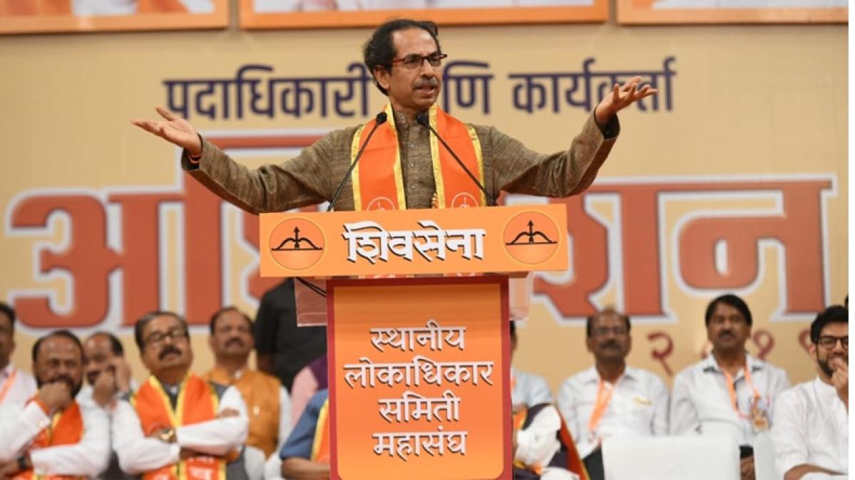 Maharashtra Cheif Minister Uddhav Thackeray slams BJP rhetoric in blistering attack