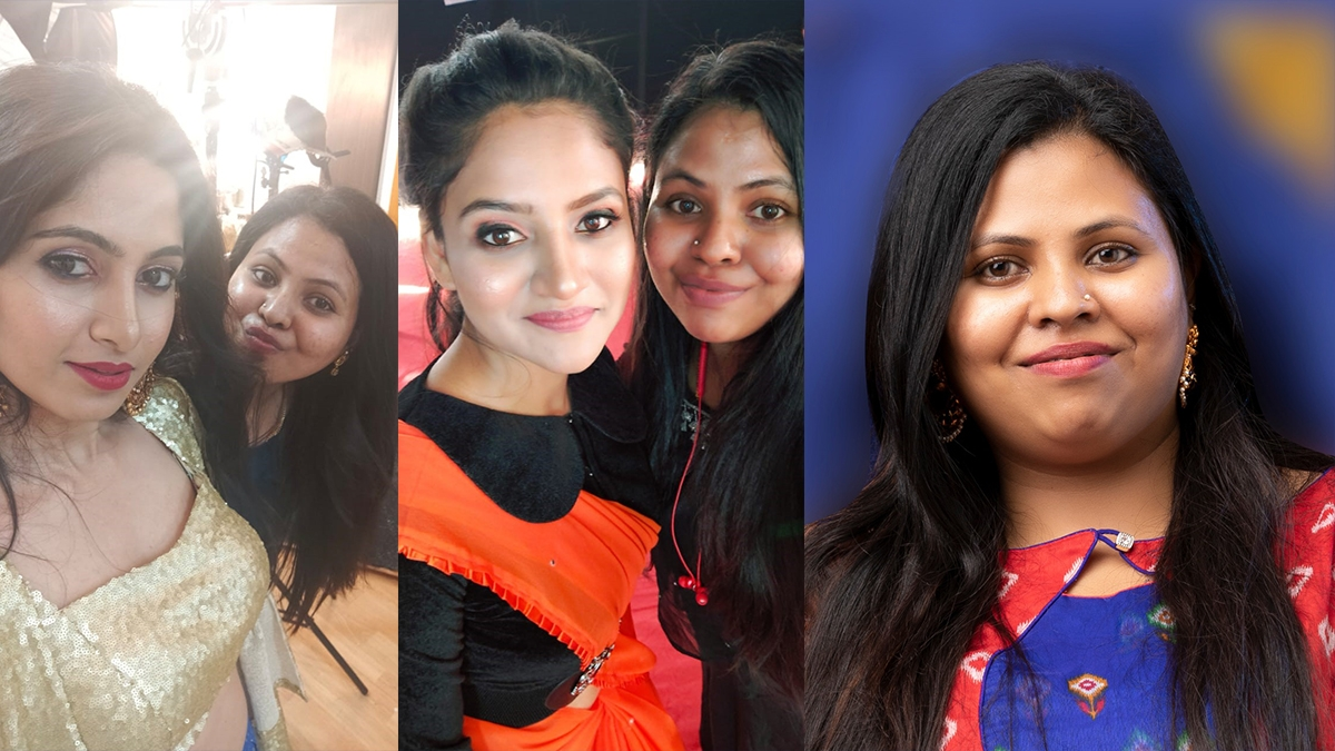 My dream is to create my own signature look: Shwetha Sudhi