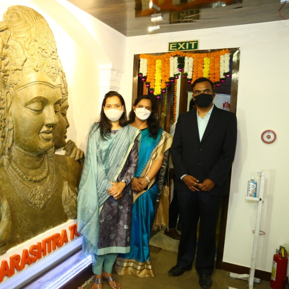 Maharashtra's Directorate of Tourism relocates to new office at Nariman Bhavan