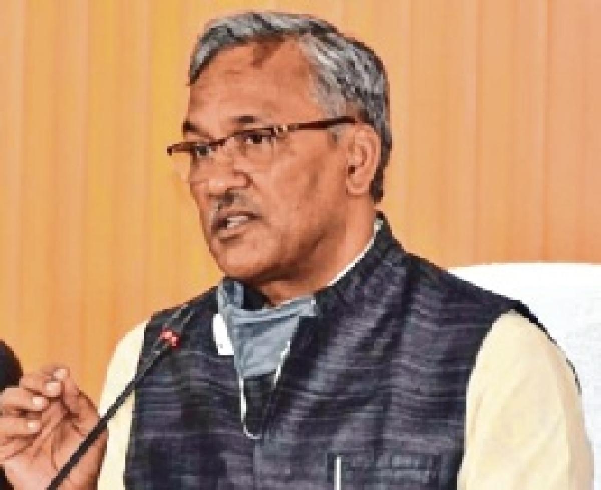 Crisis in Uttarakhand: BJP MLAs revolt against CM