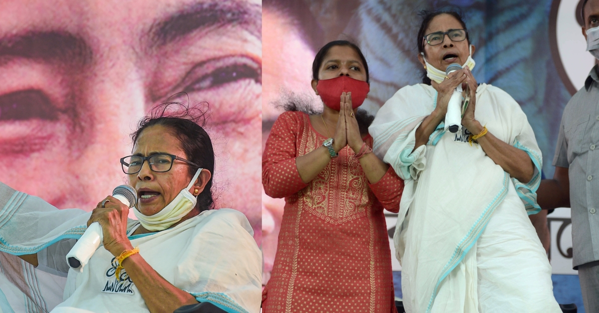 'Didi after Indira Gandhi has proven that women are better fighters than men': Women supporters in Nandigram bat for Mamata Banerjee