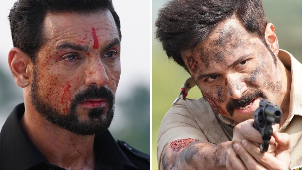'Mumbai Saga' Day 1 Box Office Collection: John Abraham, Emraan Hashmi starrer earns Rs 2.82 cr