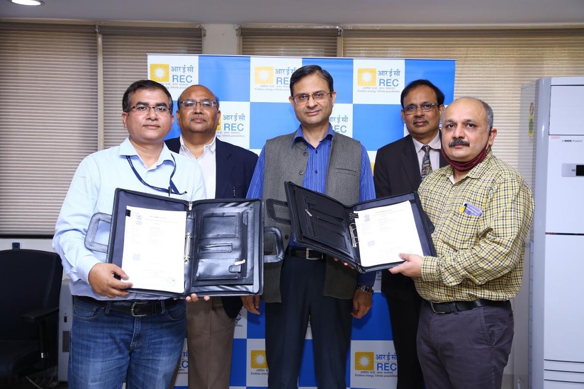 REC provides funding for Tata Memorial Centre