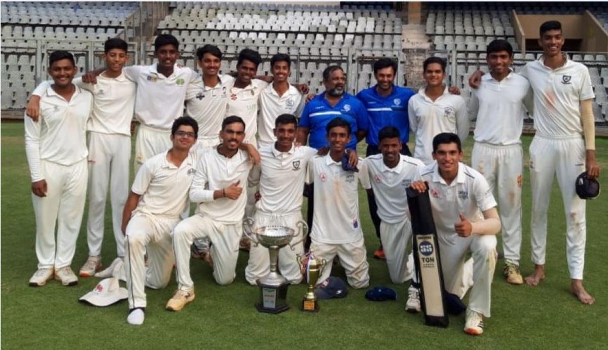 Inaugural LNCC Omni Global Trophy Invitation (U-19) Cricket Tournament 2021 : New Hind emerge champions
