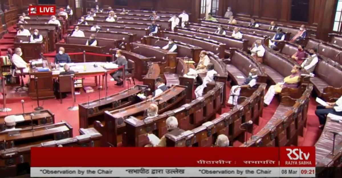 Rajya Sabha proceedings