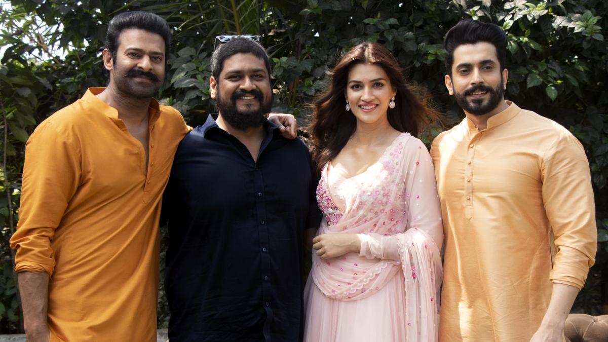 Kriti Sanon as 'Sita', Sunny Singh as 'Lakshman' in Prabhas-Saif Ali Khan starrer 'Adipurush'