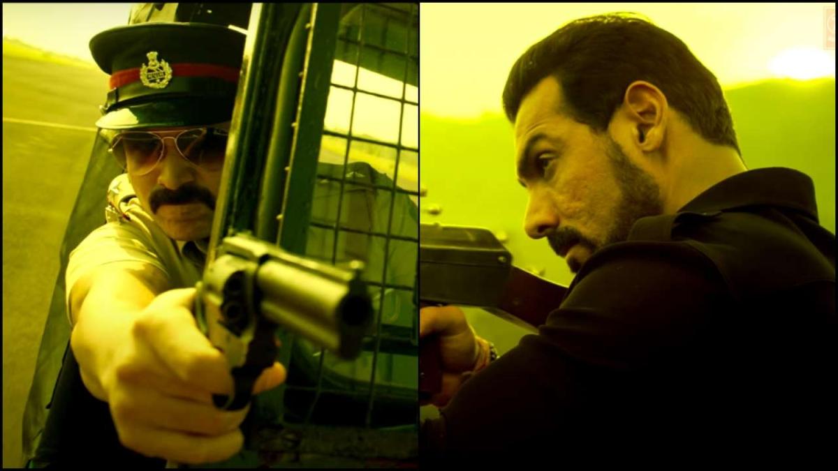 Mumbai Saga review: An action-heavy, paisa vasool entertainer!