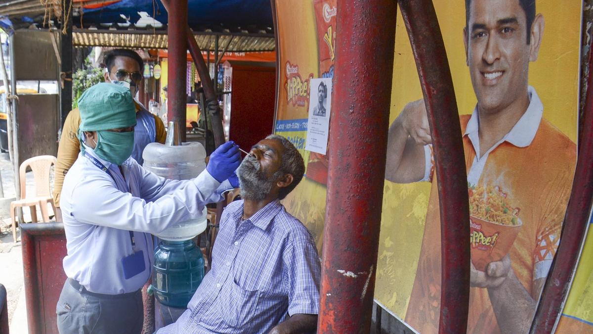 Maharashtra, Uttar Pradesh, Delhi among 10 states which account for 78 per cent of COVID-19 new cases