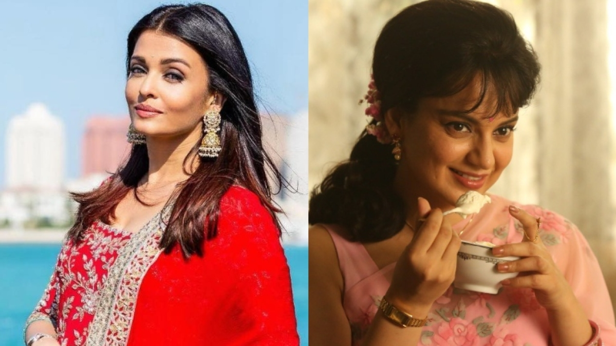 Kangana Ranaut's 'Thalaivi' trailer out: Did you know? J Jayalalithaa wanted Aishwarya Rai to play her on-screen