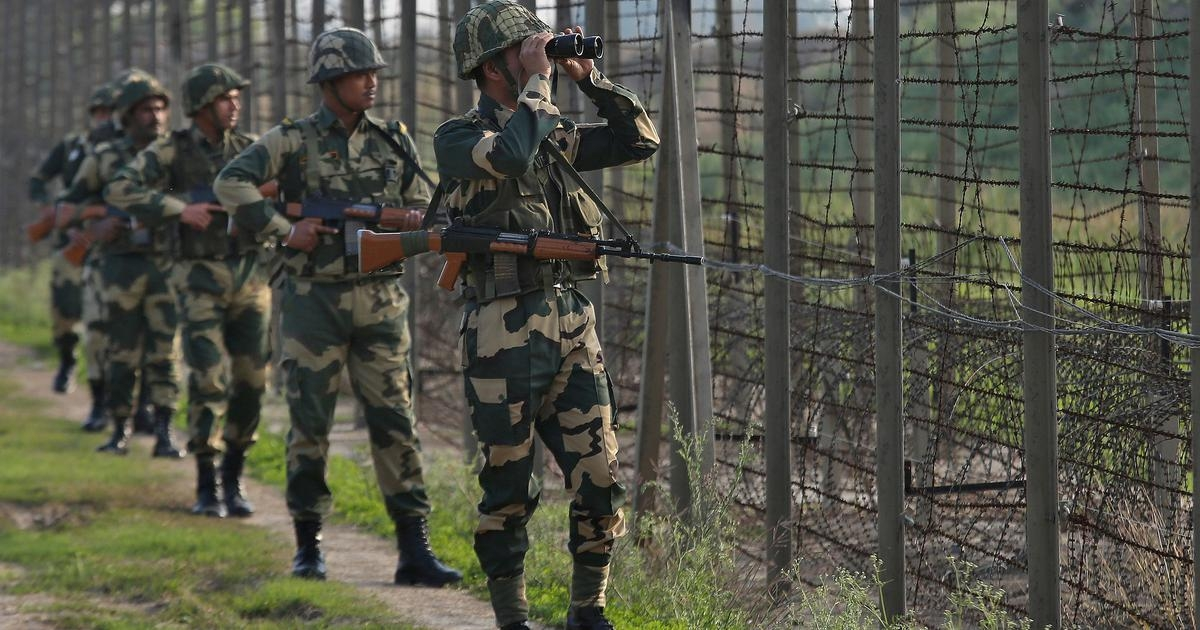Pakistani intruder shot dead by BSF in Rajasthan's Bikaner,