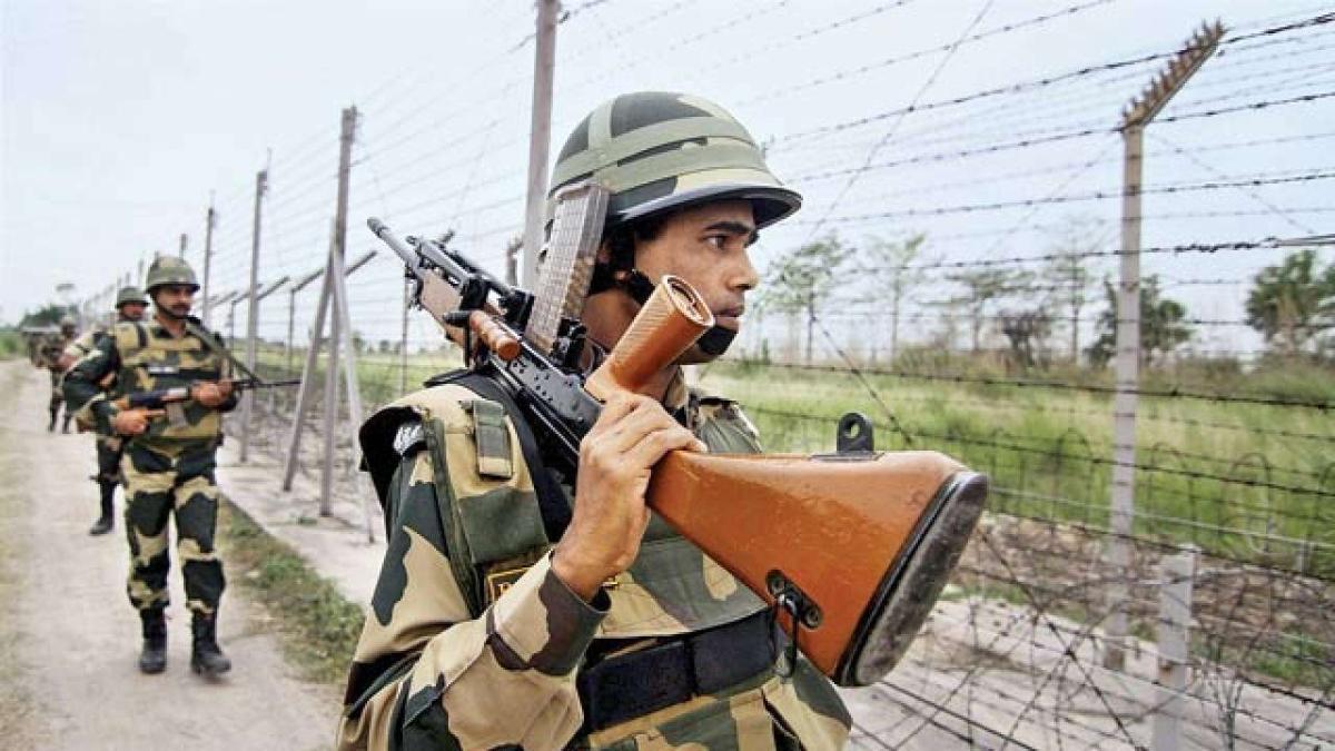 Rajasthan: BSF kills Pak intruder along IB in Anupgarh