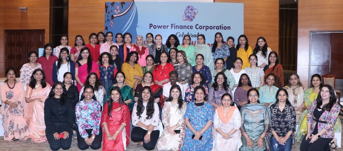 PFC celebrates International Women's Day 2021