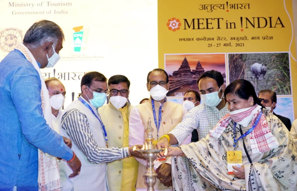 Tourism experts mull positioning Khajuraho as an iconic destination