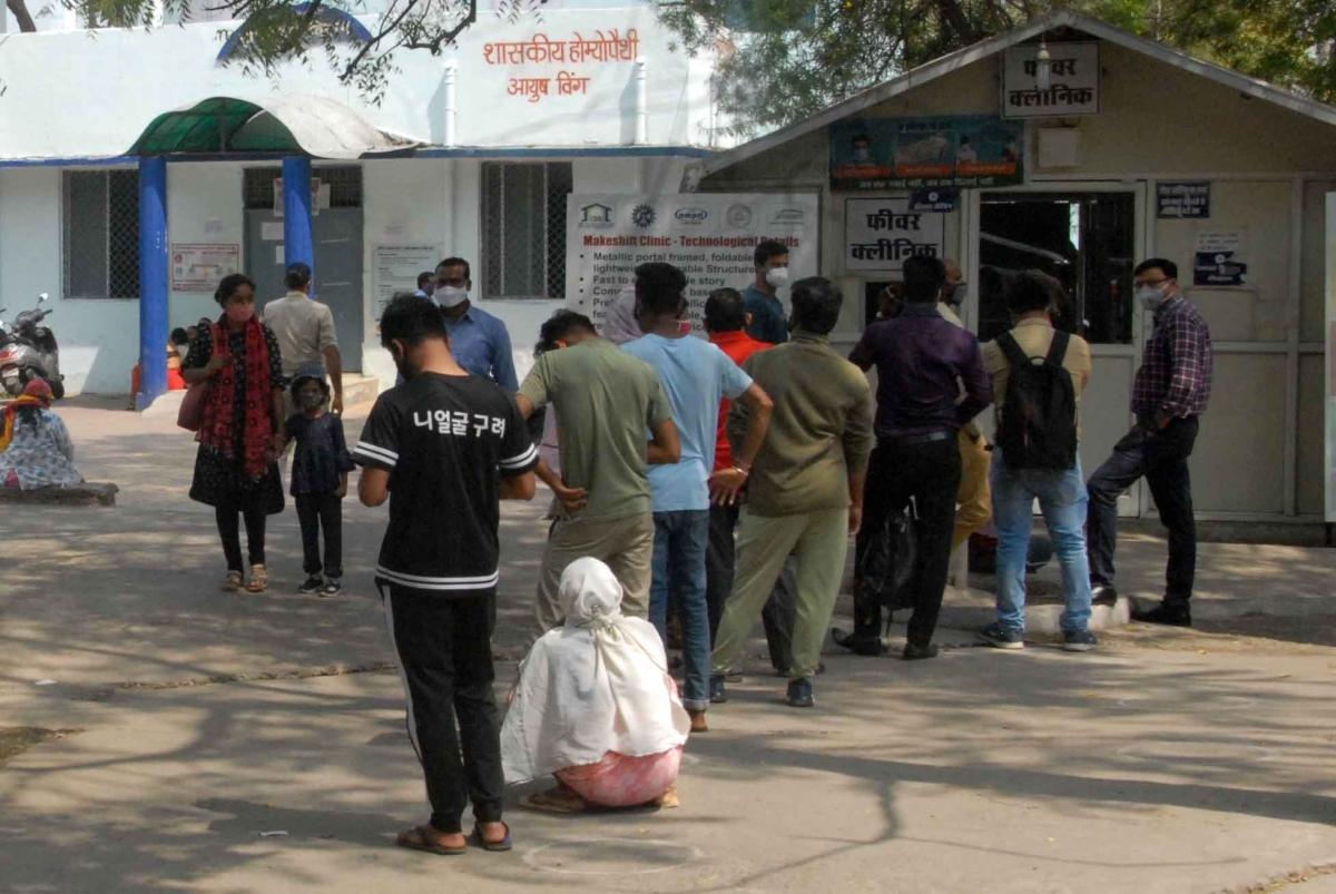 Madhya Pradesh: Rising corona cases throw up challenge for treatment