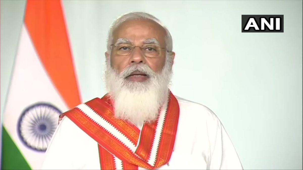 Inspired by Bhagavad Gita, India helping humanity with COVID-19 vaccines: PM Modi