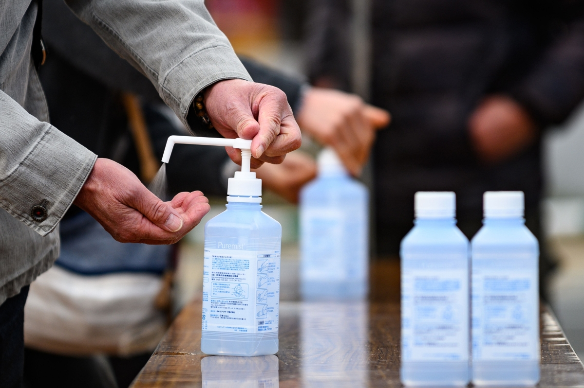 Chhattisgarh: Fake hand sanitizer factory busted in Raipur