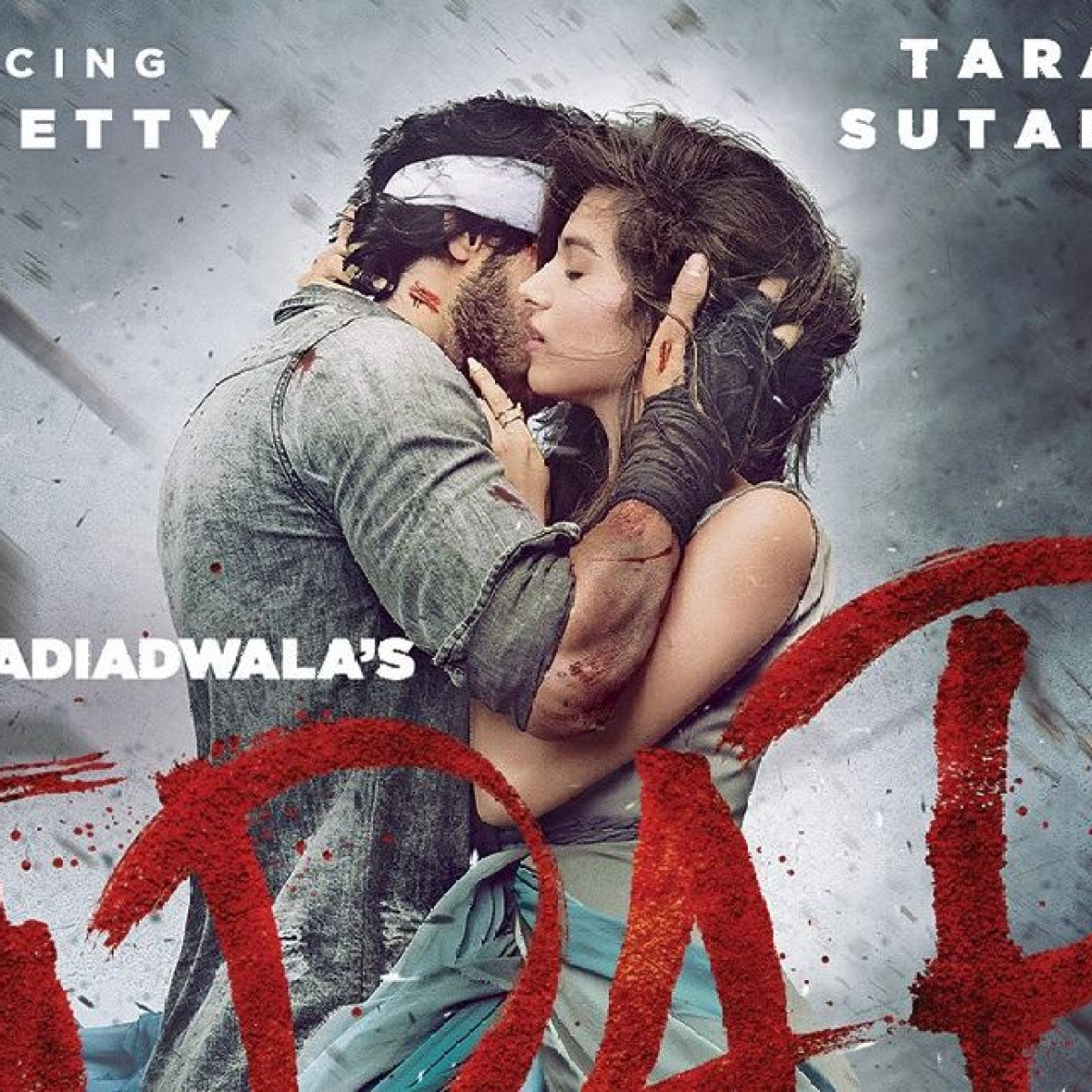 Ahan Shetty's Bollywood debut 'Tadap' featuring Tara Sutaria to release on September 24