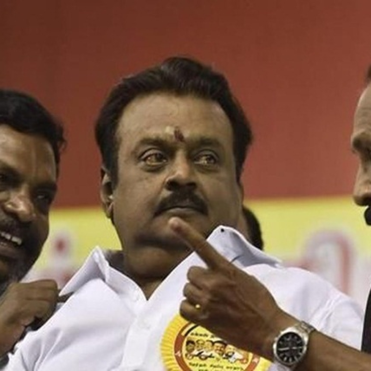 Tamil Nadu elections: Actor Vijayakanth's DMDK quits AIADMK-BJP alliance after differences over allocation of seats
