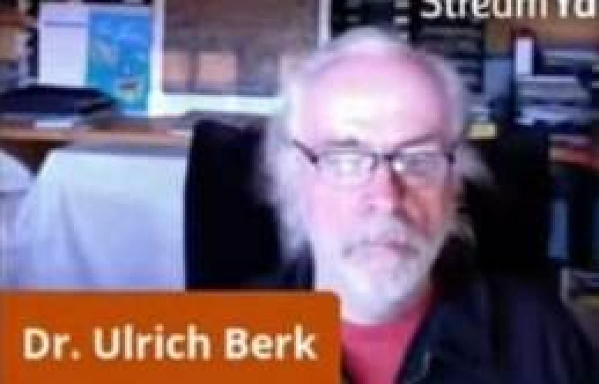 Ujjain: Issues of global health, food security can be overcome by using Vedic knowledge, says Dr Ulrich Berk