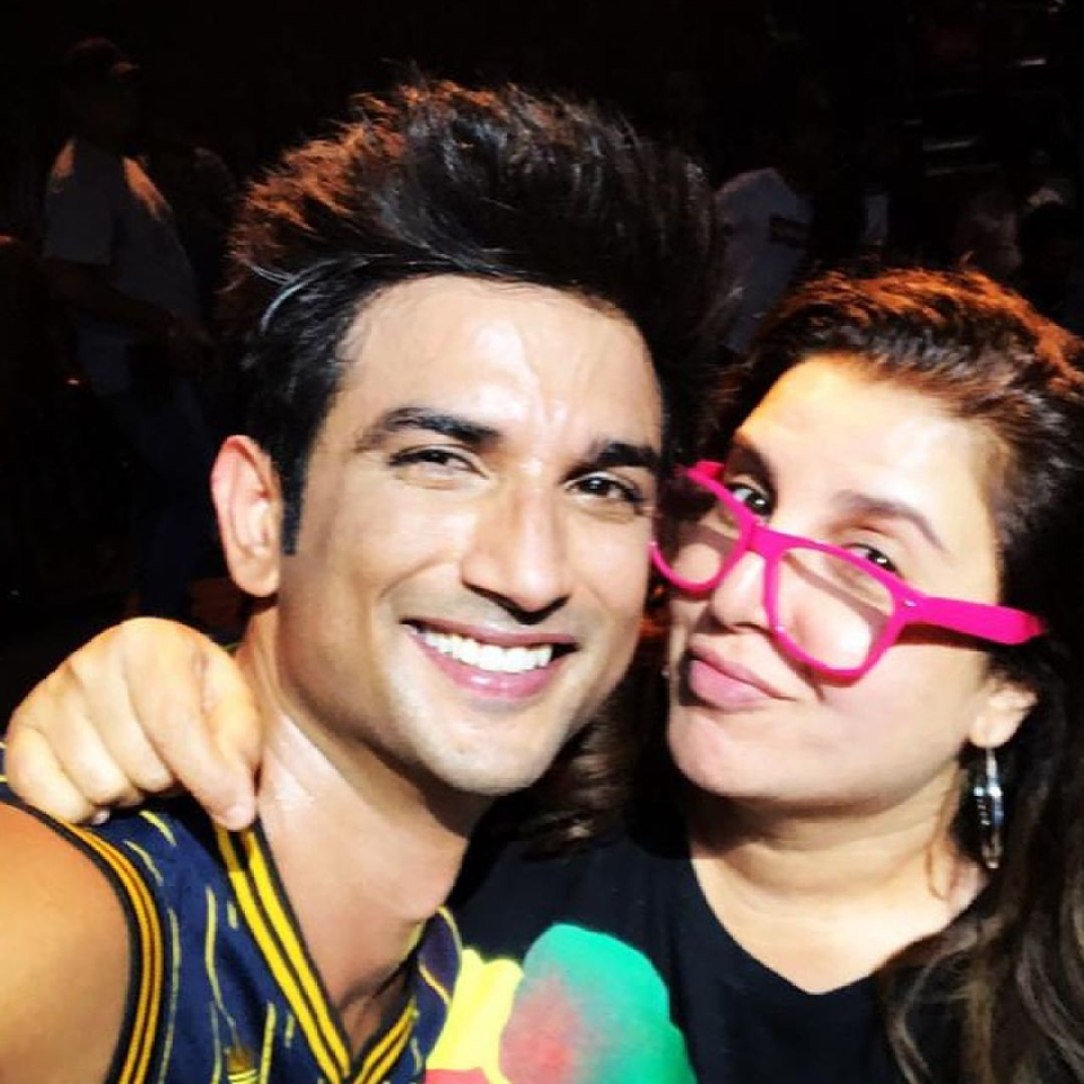 Filmfare Awards 2021: Farah Khan pens heartfelt note after bagging Best Choreography for Sushant Singh Rajput's 'Dil Bechara'