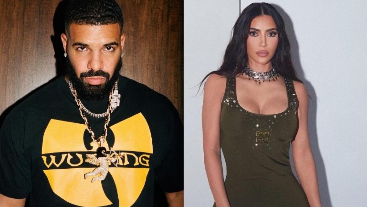 Drake denies rumours about wanting to date now single Kim Kardashian