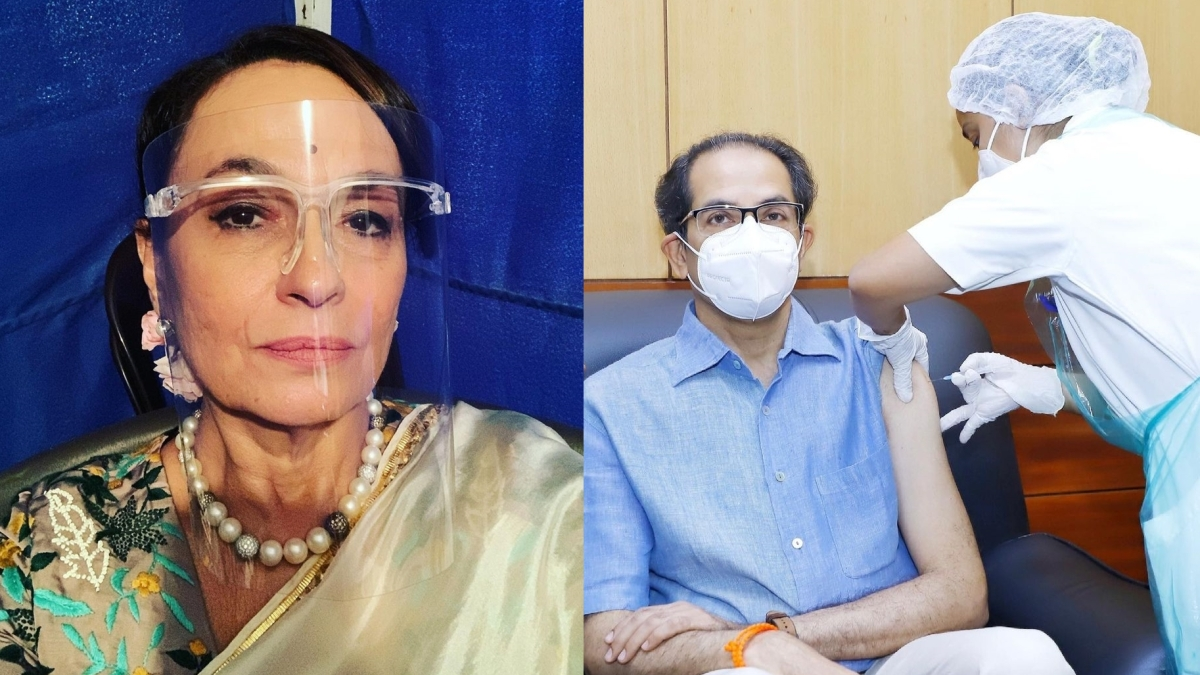 Soni Razdan tweets to Maha CM Uddhav Thackeray, asks why the 16 to 40 age group isn't getting vaccine first
