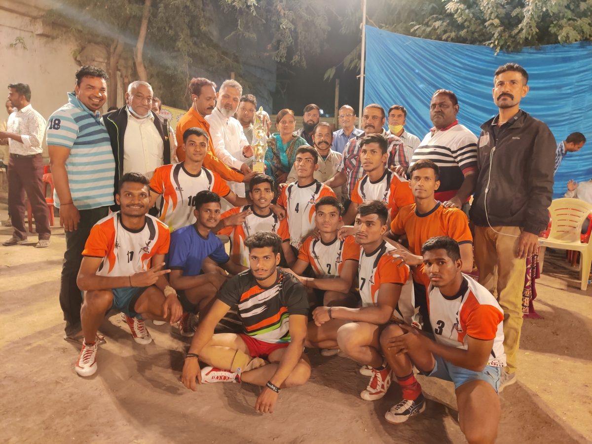 Indore sports update: Indore Wanderers win kabaddi title