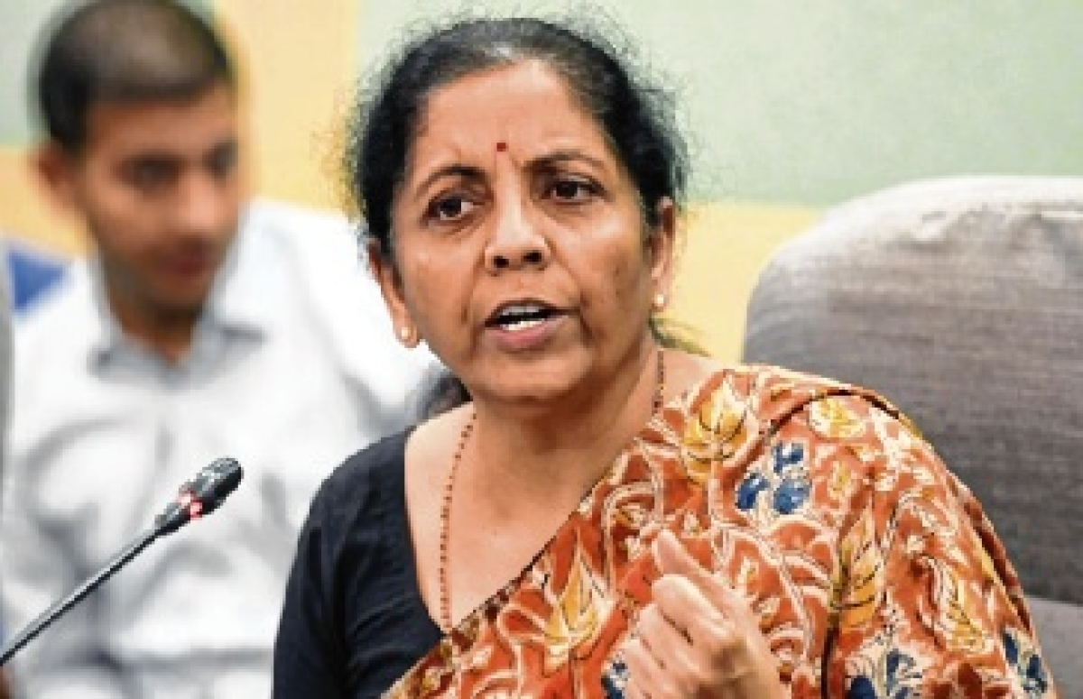 Ready to discuss bringing petrol, diesel under GST at Council meet: Nirmala Sitharaman