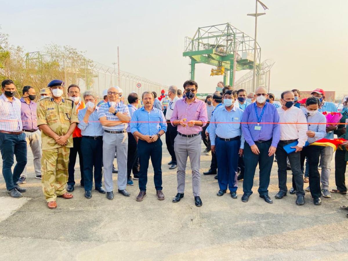 JNPT inaugurates Inter Terminal Route