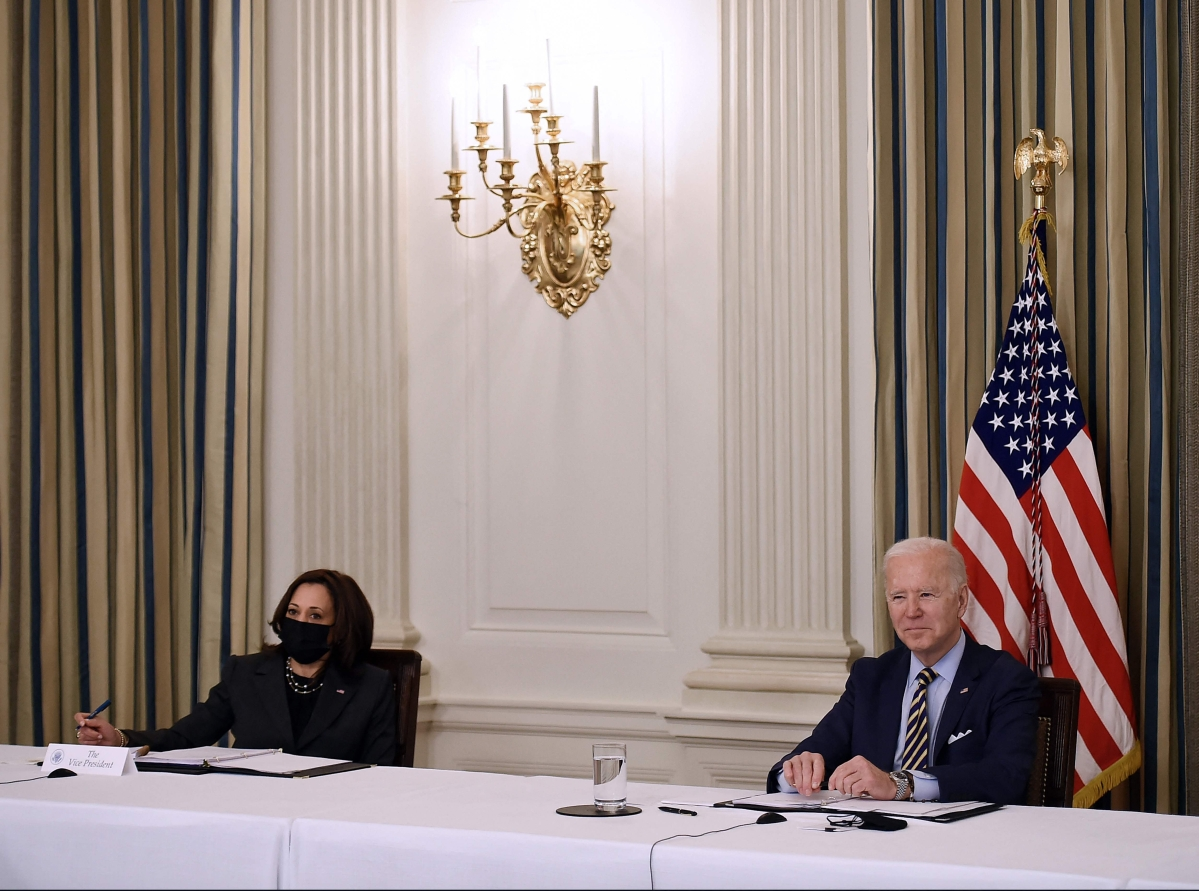 COVID-19: America will be closer to normal by July 4, says Joe Biden