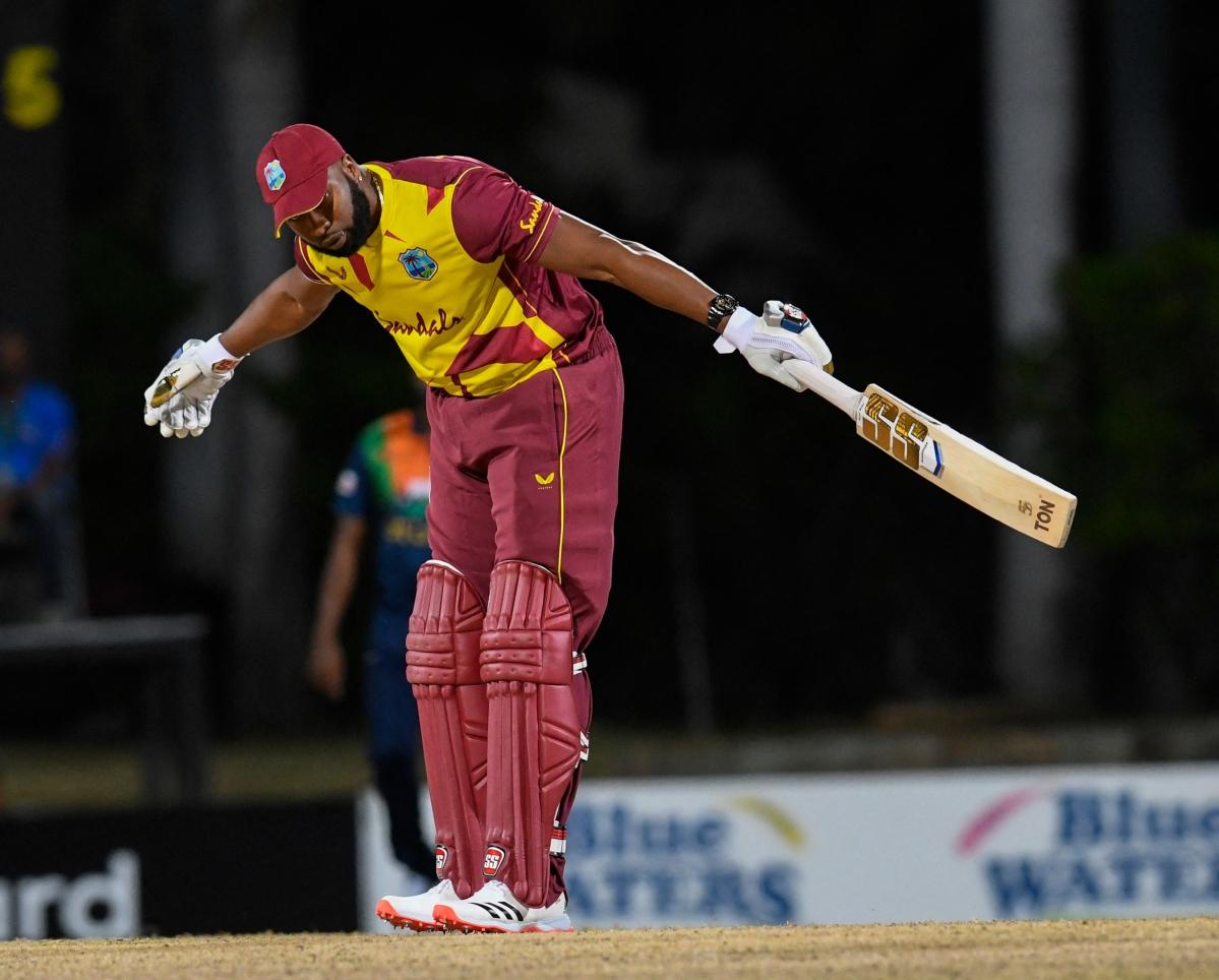 West Indies vs Sri Lanka T20: Pollard joins 6 sixes club