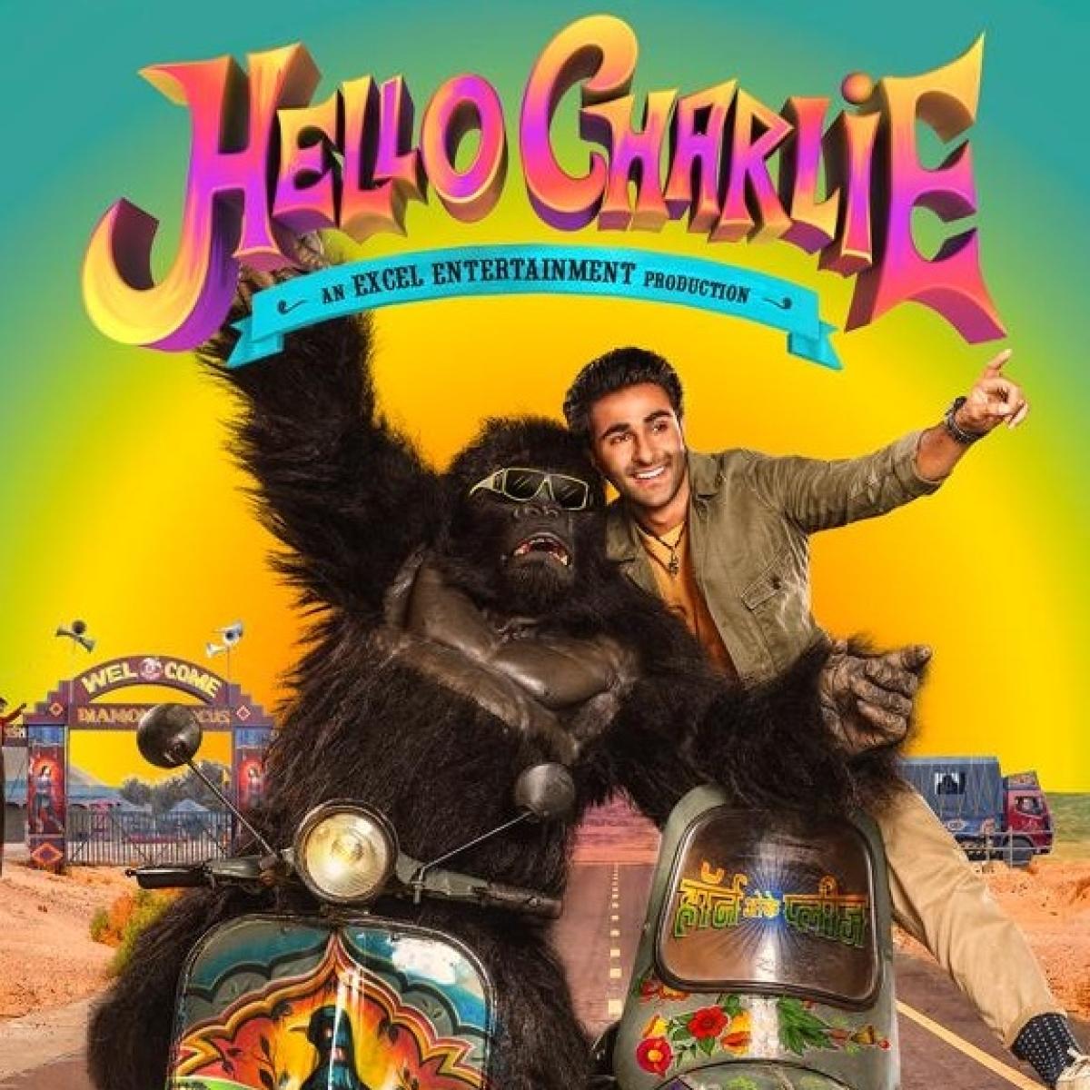 Aadar Jain's 'Hello Charlie' to release on Amazon Prime Video on April 9