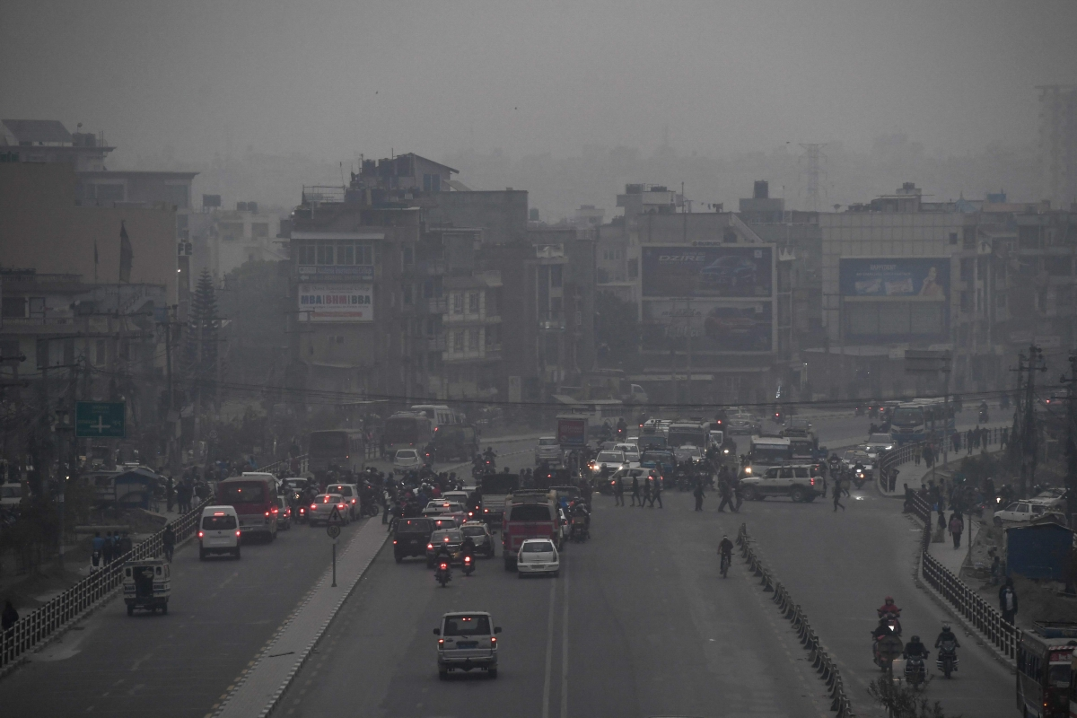 Nepal shuts all schools and colleges for 4 days over pollution