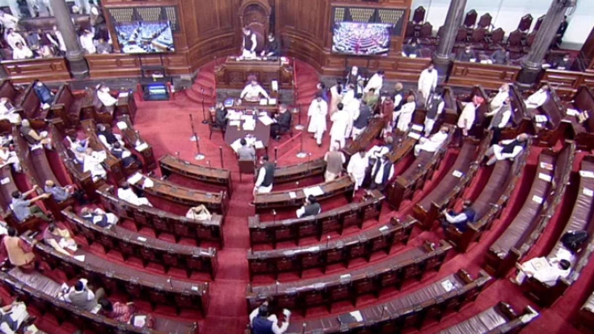 Rajya Sabha adjourned till 1 pm after Opposition ruckus over fuel price hike