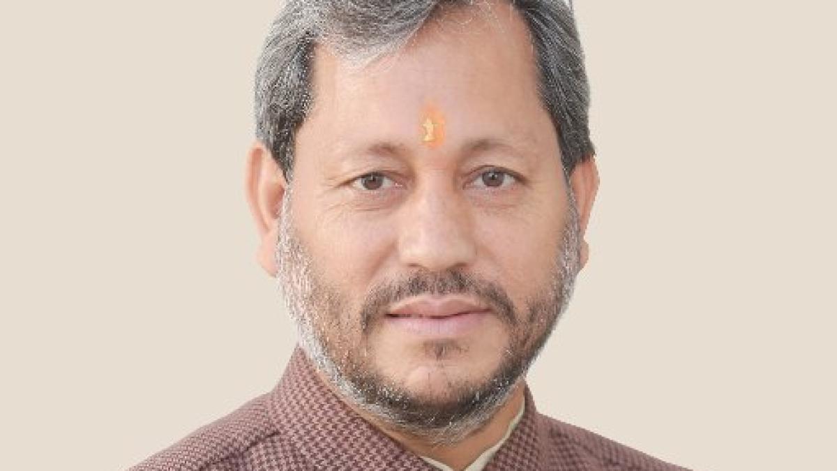 BJP's Tirath Singh Rawat to be new Uttarakhand CM