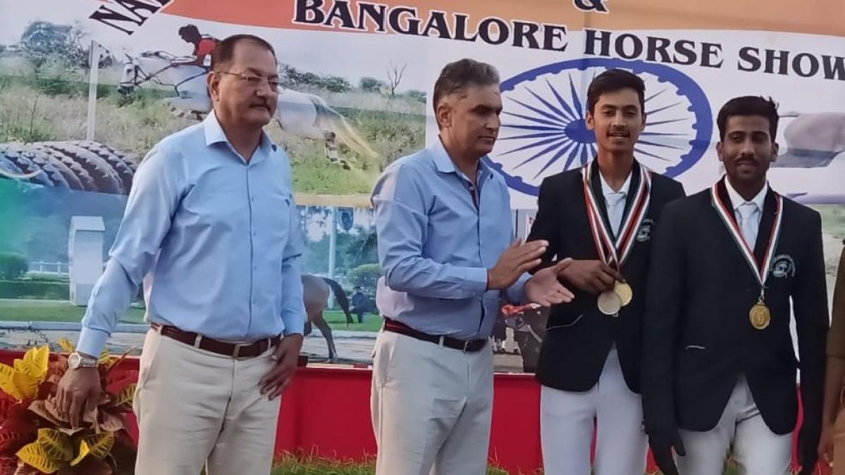 Madhya Pradesh horse-riders bag 2 gold, 1 silver at national tourney